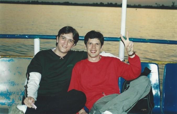 Ramiro Rosário e Cristiano Goldschmidt 2003