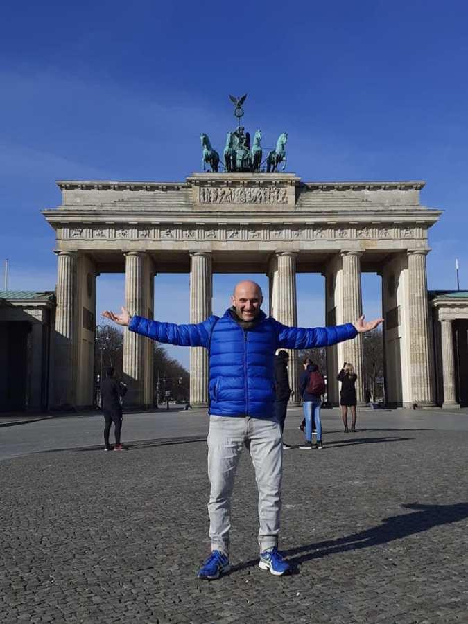 Gilson em Berlim