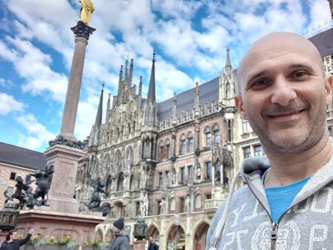 Gilson em Munique