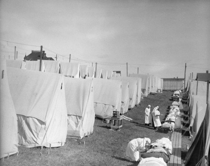 Influenza Camp in Maine