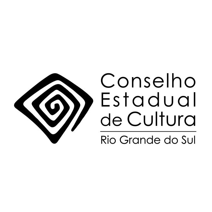 Logo Conselho Estadual de Cultura _ CEC RS _ aplicações